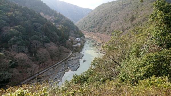 京都保津川下り