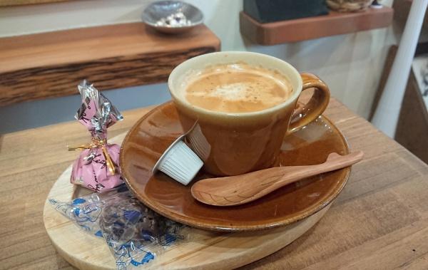 カラー待ちコーヒー