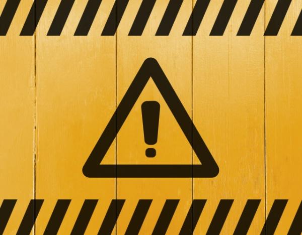 注意・警告