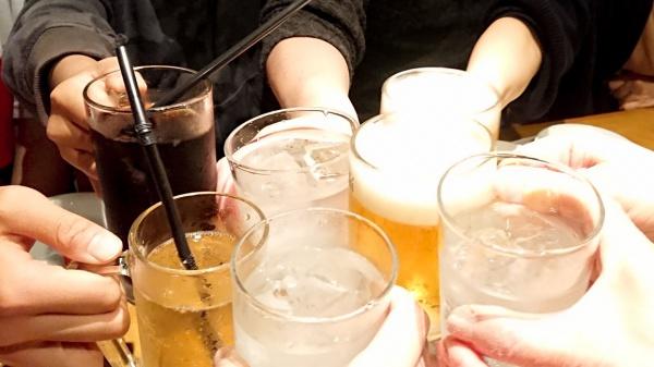 打ち上げ乾杯