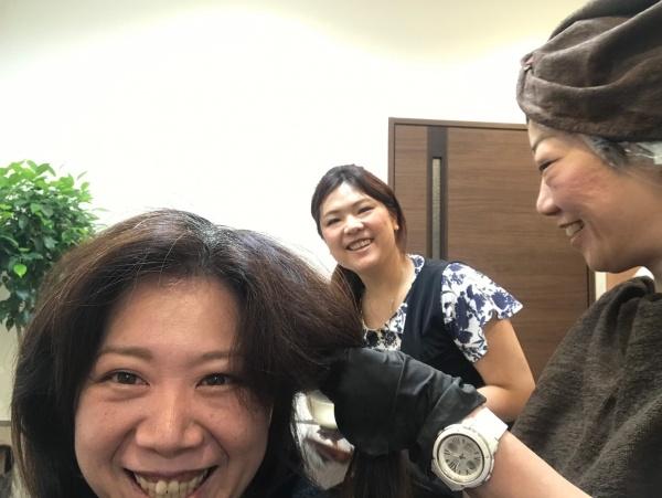 理美容師の勉強会