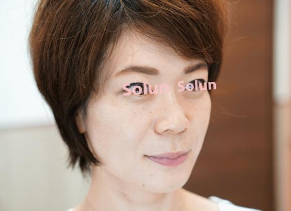 キツく見えない眉毛の描き方