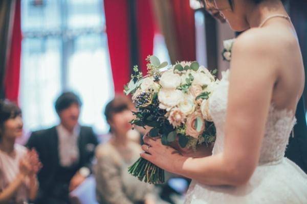 結婚式ウェディングドレス
