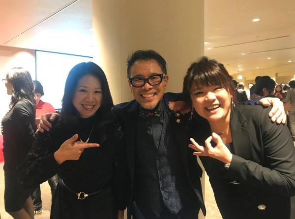 板坂裕治郎さんとあゆさん