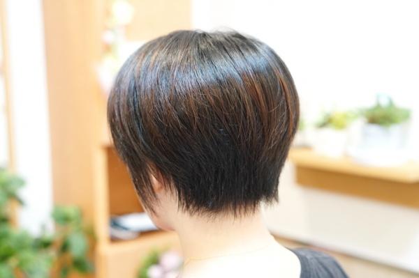 スタイル長持ちヘアー