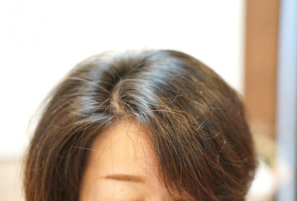前髪伸びる