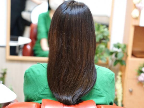 セルフヘナ毛